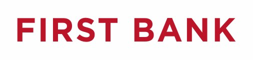 First Bank Logo - Secondary