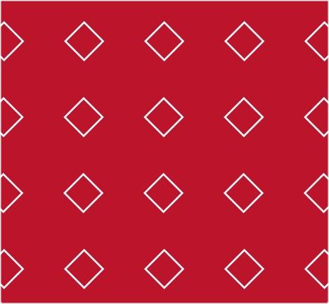 Large Diamond Pattern.