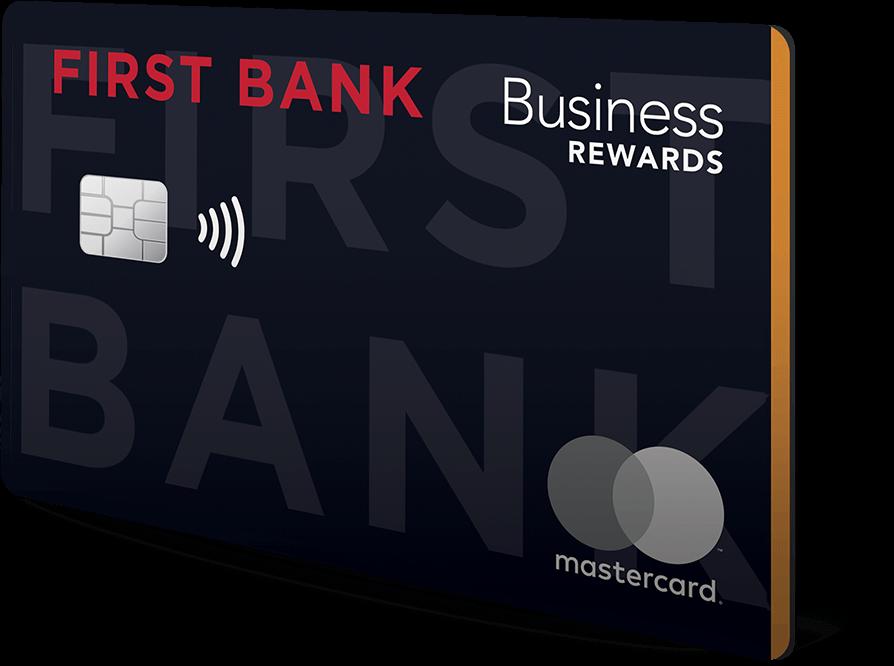 Business World Card