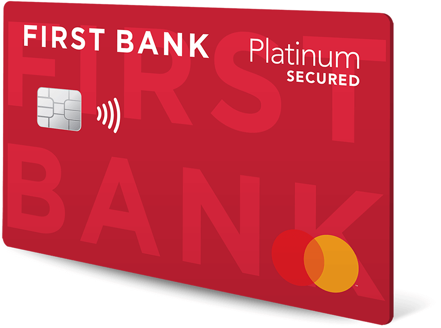 Platinum Secured Card