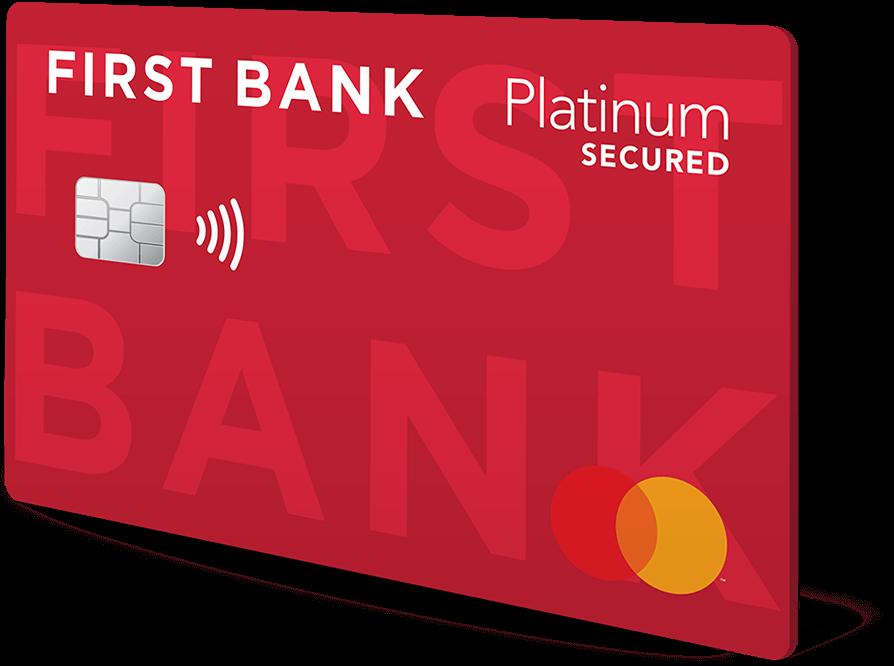 Platinum Secured Card