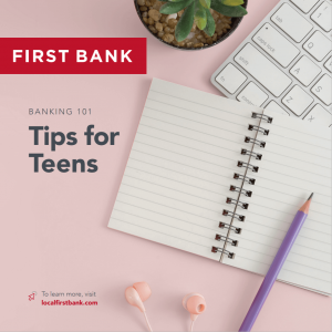 Financial tips for teens