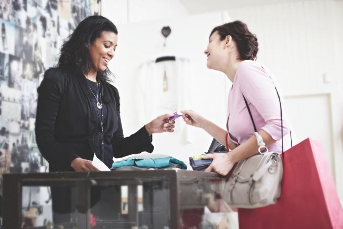 business debit card transaction