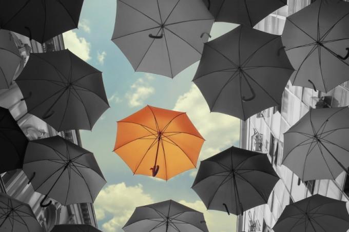 Umbrellas - Life Hacks to Save Money