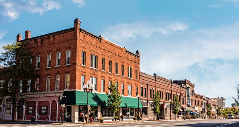 main street businesses